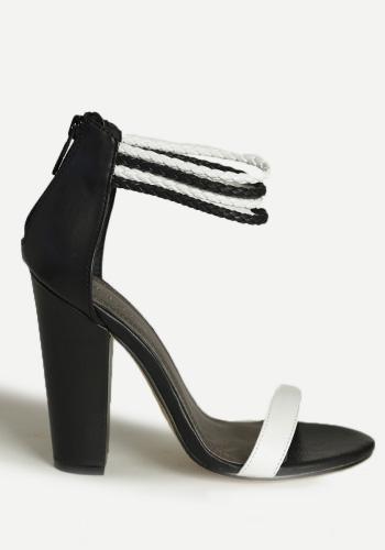 "SSB Essentials: Michael Antonio ""July"" Ankle-Strap Heels | Shine ..."